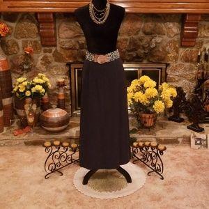 L.L. Bean Maxi Skirt